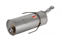 Exhaust backbox / end silencer 190-115 Bosal