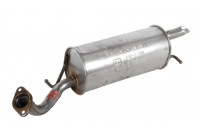 Exhaust backbox / end silencer 228-041 Bosal