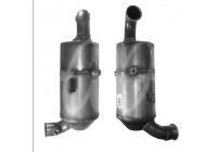 Soot/Particulate Filter, exhaust system Approved