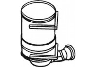 Soot/Particulate Filter, exhaust system