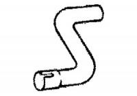 Exhaust Pipe VL90092 Romax