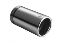Exhaust Trim Round Ø80mm - 8 inches / Inlet Dia. 60-70mm - Stainless Ulter Sport
