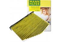 Filter, kupéventilation Frecious Plus FP2939 Mann