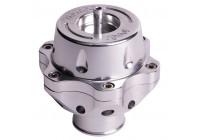 Samco Twin kolwentilen silver - DVA2P2