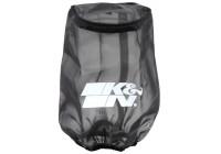 K & N Nylon muff svart (RU-3130DK)