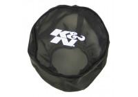 K & N Nylon muff svart (RX 4990DK)