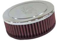 K & N Universal Replacement Filter Oval 52 mm (RA-045V)