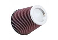 K & N universell kon filter 152mm anslutning 190mm Bottom, Top 127 mm, 190mm Höjd (RF-1041)
