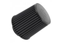 K & N universell kon filter syntetisk 102mm anslutning, 203 mm Bottom, Top 168 mm, 203 mm höjd (RU