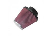 K & N universell oval / konisk filter 99.5mm anslutning, 84x113mm, 179mm, 204mm höjd (RC-70001)