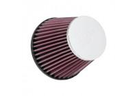 K & N universell kon filter anslutning 64mm, 133mm Bottom, Top 89mm, 114mm höjd (RC-9420)