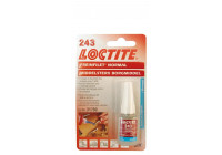 Låsning Loctite med.sterkte (BL) 5 ml (Lev.nr. 232 663)