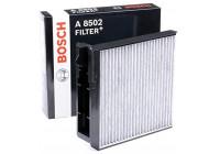 Filter, kupéventilation + A8502 Bosch