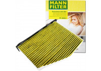 Filter, kupéventilation Frecious Plus FP2939 Mann