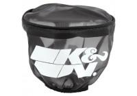 K & N Nylon ärm svart, universal (22-8007PK)