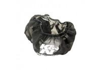 K & N Nylon muff svart (22-8000PK)