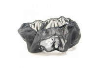 K & N Nylon muff svart (22-8004PK)