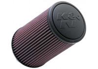 K & N universell ersättningsfilter Avsmalnande 102 mm (RE-0870)