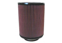 K & N universell ersättningsfilter cylindriska 102 mm (RD-1460)