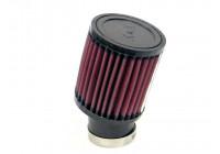 K & N universell ersättningsfilter cylindriska 49 mm (RU-1400)