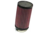 K & N universell ersättningsfilter cylindriska 70 mm (RU-1480)