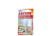 Låsning Loctite hög hållfasthet (rd) 5 ml (Lev.nr. 587.182)