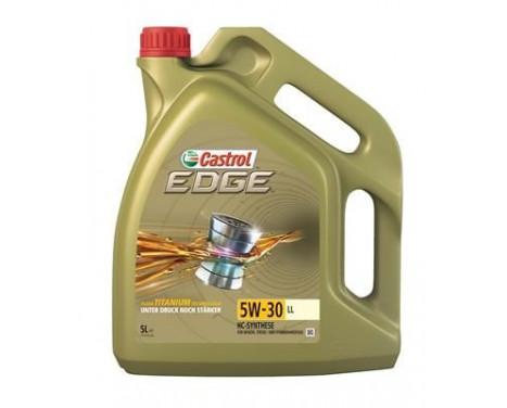 Motorolja Castrol Edge Titanium 5W-30 LL 5L 15669E, bild 7