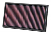 K&N replacement air filter Audi, Volkswagen, Seat, Skoda 1.6L-2.0L incl. TDi 2012- (33-3005) 33-3005