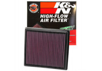 K&N replacement air filter BMW 1-Serie F20, F21 / 2-Serie F22 / 3-Serie F30, F31 / 4-Serie F32 (33-2990) 33-2990