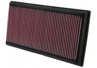 K&N replacement air filter i.a. Audi/Seat/Volkswagen (33-2128) 33-2128