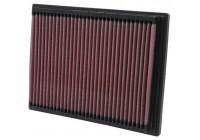 K&N replacement air filter i.a. BMW 3-Serie E36, 5-Serie E39, X3, Z3, Z4 (33-2070) 33-2070