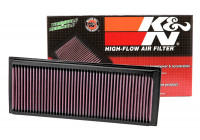K&N Replacement Air Filter Volkswagen Jetta/Passat 2005-2010 Tiguan 2007-2010 GTi 2009-2010 Eos 2006-2009 33-2865