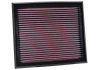 K&N replacement air filter Volvo S40 2.4L-L5 (33-2873) 33-2873
