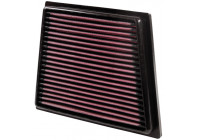 K&N replacement air filter Ford B-Max 2012-2016 / Ecosport 2014-2016 / Fiesta 2008-2016 / Tourneo Courier 33-2955