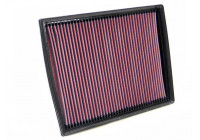 K&N replacement air filter Opel Astra (33-2787) 33-2787