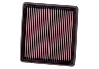 K&N replacement air filter Opel Corsa D 1.0L 1.2L 1.4L-L4 2006 (33-2935) 33-2935