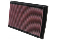 K&N replacement air filter Seat Ibiza/Skoda Fabia 1.4i 16v 2002- (33-2221) 33-2221