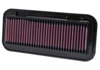 K&N replacement air filter Toyota Yaris 1.0L-I3(Scp10) & 1.3L-L4(Ncp10) (33-2131) 33-2131