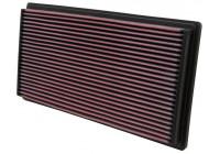 K&N replacement air filter Volvo,Lancia (33-2670) 33-2670