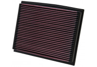 K&N replacement filter Audi A4 8E 1.6-4.2L 2001-2008 & Seat Exeo 1.6/1.8/2.0TDi 2009- (33-2209) 33-2209