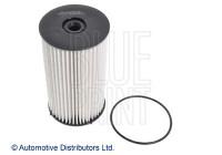Fuel filter ADV182301 Blue Print
