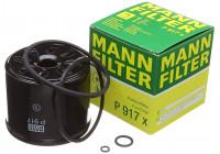 Fuel filter P 917 x Mann