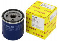 Oil Filter P 3261 Bosch