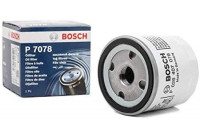 Oil Filter P7078 Bosch