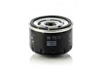 Oil Filter W753 Mann