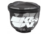 K & N Nylon cover black, universal (22-8007PK)