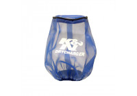 K & N Nylon cover conical, blue (22-2030PL)