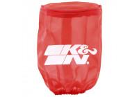 K & N Nylon cover RA-0510, red (RA-0510DR)