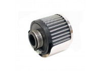 K & N Filter vent filter 25mm with shield (62-1511)