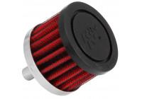 K & N Karter breather filter 10 mm (62-1000)